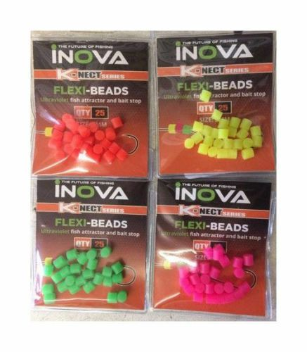 Inova K Nect Flexi Beads.. - YELLOW